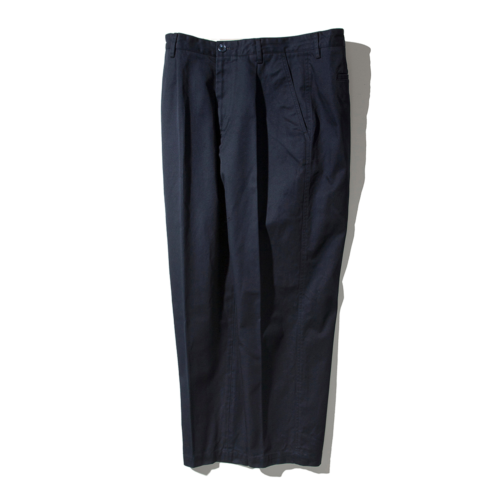 POTTERYCotton Washed Pants 02(Navy)