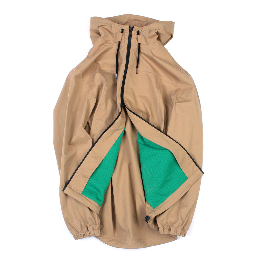 YOU NEED GARMENTSCotton Field Parka30% OFF(Camel)