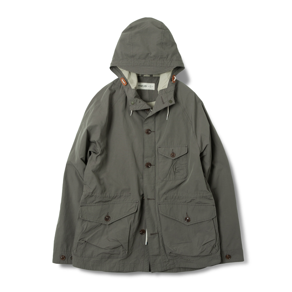 ROUGH SIDEMountain Parka(Olive)