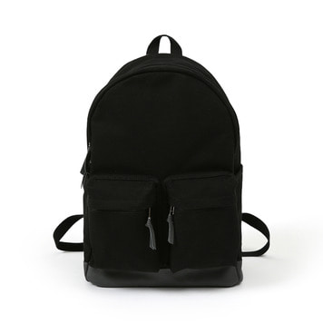 MAZI UNTITLEDAll-day Back (Black)