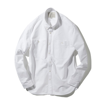 POTTERYCotton Washed Shirt 002(White)