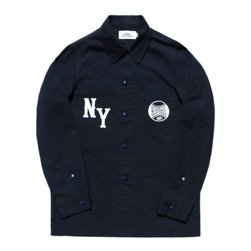 KICK THE BEATSandlot Coach(Navy)30% Off