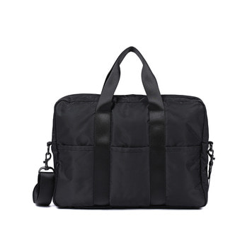 MAZI UNTITLEDNylon AM Bag(Black)