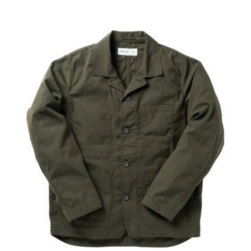 ROUGH SIDEWorkers Jacket(Olive)30% Off