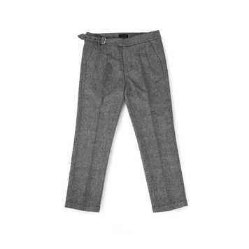 BALLUTEMagazine Single Guruka Pants(Grey Wool)10% Off  w 238,000
