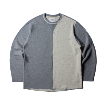 NAMER CLOTHING2nd Half Crewneck(Gray)