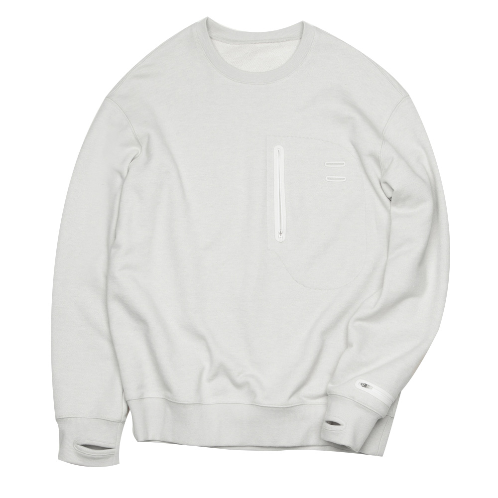 GAVANCUnisex Signature Traveler Sweatshrt34% Off(Oatmeal)