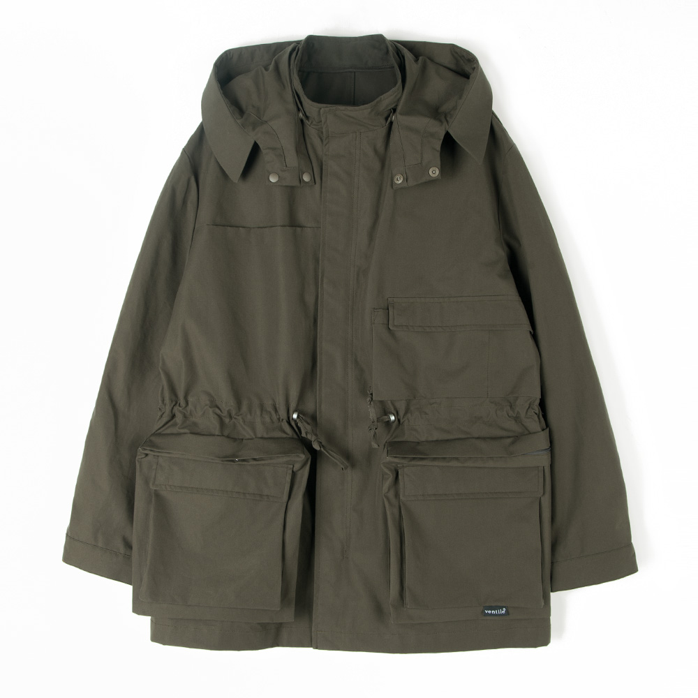 GAVANCCarl Ventile Field Jacket29% Off(Leather)