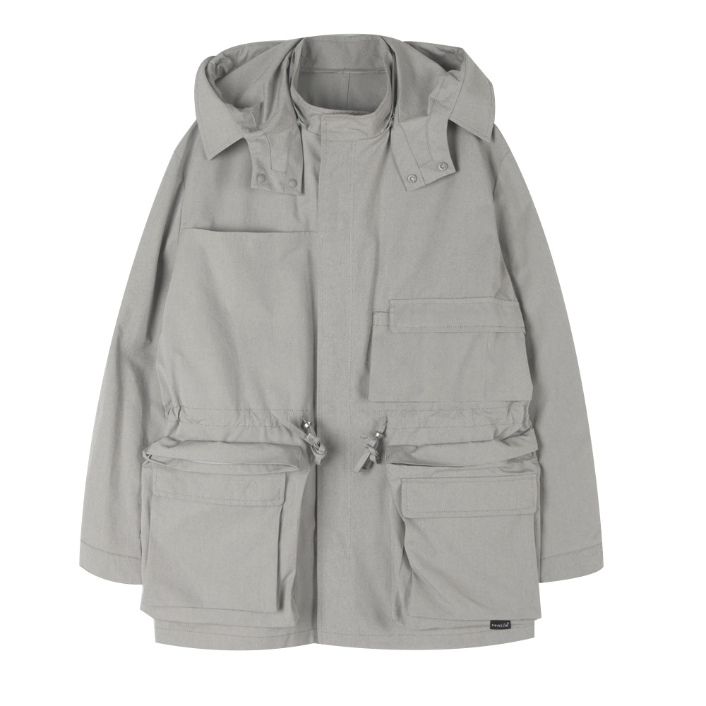 GAVANCCarl Ventile Field Jacket29% Off(Grey)