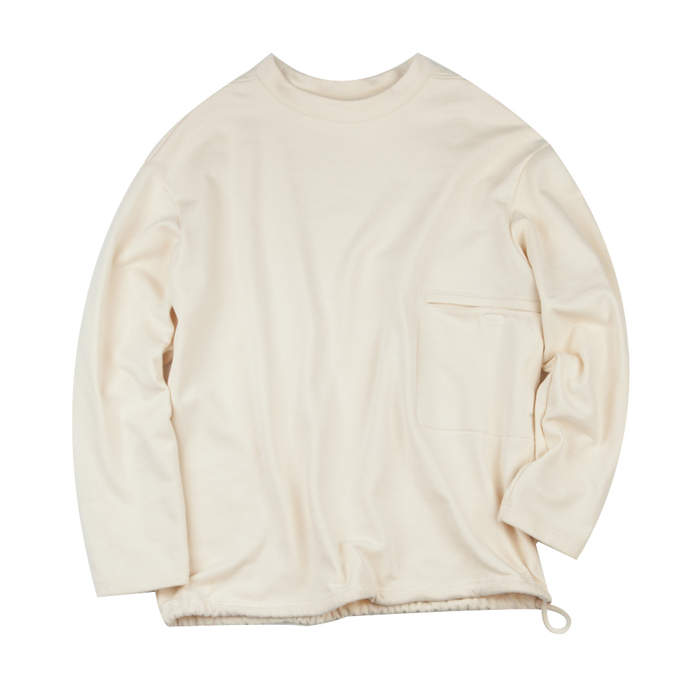 GAVANCUnisex Fisherman Cotton Jumper34% Off(Ivory)