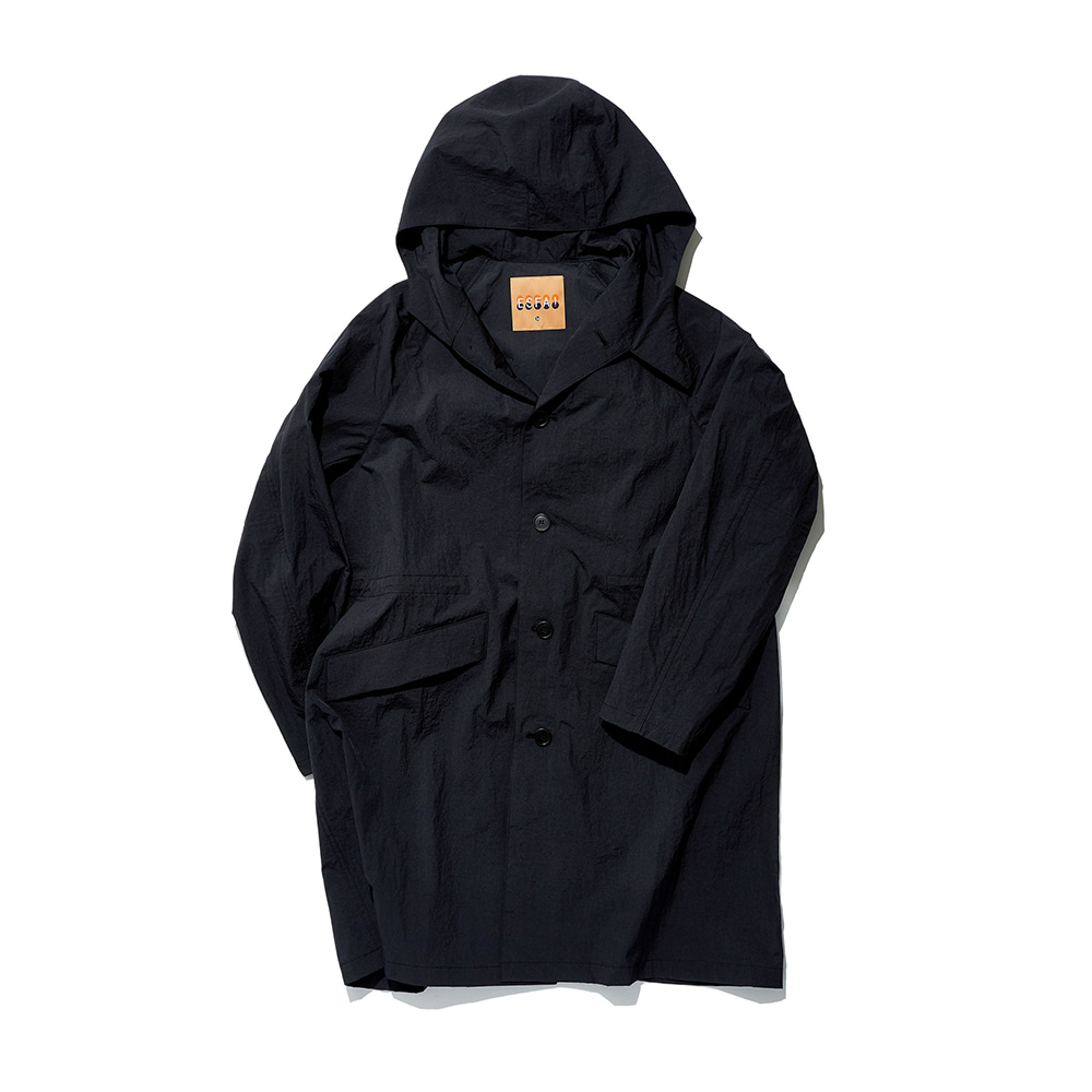 ESFAIHylon OverCoat(Black)