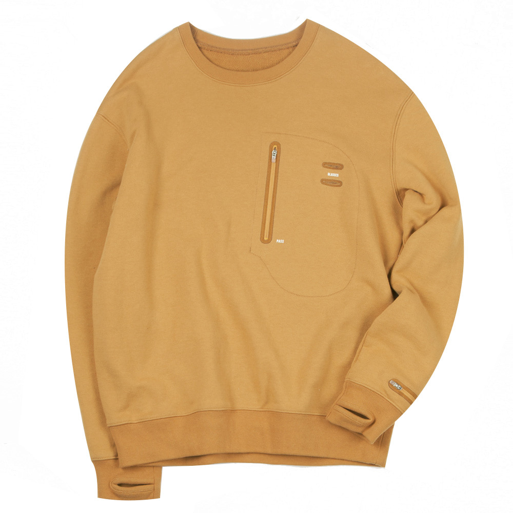 GAVANCUnisex Signature Traveler Sweatshrt34% Off(Tangerine)