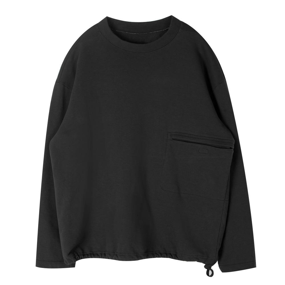 GAVANCUnisex Fisherman Cotton Jumper34% Off(Black)