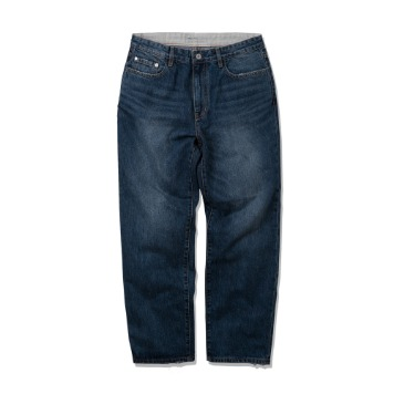 ROUGH SIDEDamaged Denim Pants(D.Blue)