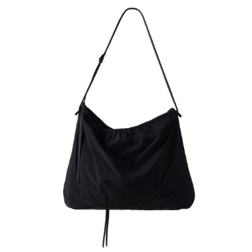 POLYTERUShirring Bag(Black)