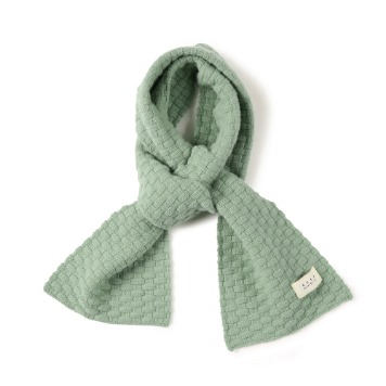 SHIRTERTASMANIA Wool Cashmere Muffler(Mint)20% Off