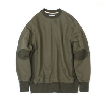 YOU NEED GARMENTSM51 Liner Sweat(Khaki)30% Off