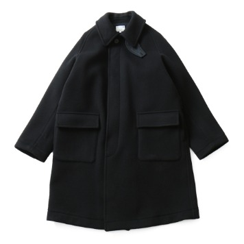 HORLISUNWinterport Wool Coat(Black)