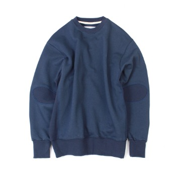YOU NEED GARMENTSM51 Liner Sweat(Navy)30% Off