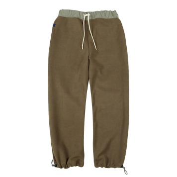 TOEFleece Jogger Pants(Khaki)20% Off