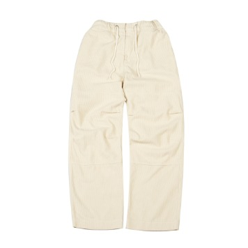 TOEUnisex Corduroy Easy Pants(Ivory)20% Off