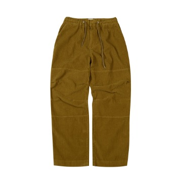 TOEUnisex Corduroy Easy Pants(Olive)20% Off