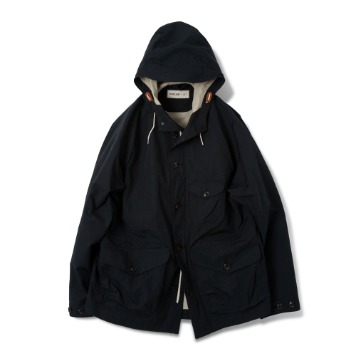 ROUGH SIDEMountain Parka(Navy)