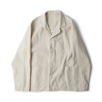 POLYTERUNylon Coverall Jacket(Beige)