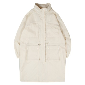 Taste of EssenceUnisex Travel Coat(Ivory)