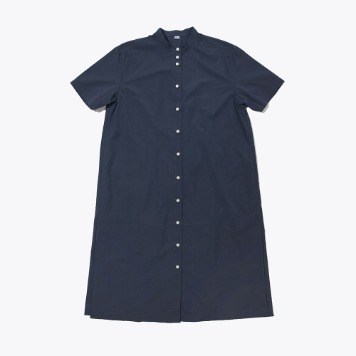 SOFTURShort Sleeve One-Piece(Navy)