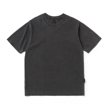 ESFAIPigment T Shirts(Charcoal Grey)