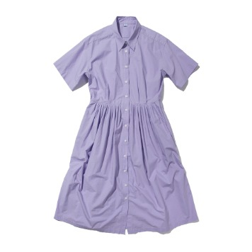 SOFTURPleated One-Piece(Purple)
