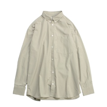 YOU NEED GARMENTSTencel Relaxed B.D Shirts(Mint)30% OFF