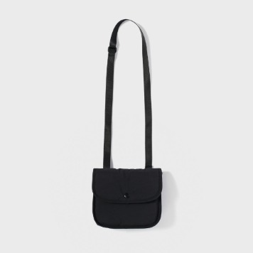 MAZI UNTITLED*RESTOCK*Nylon Stroll Bag(Black)