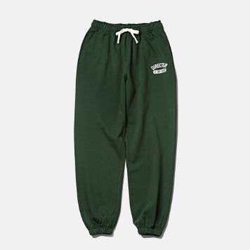 DEUTERO*RESTOCK*DTR1955Director Sweat Pants(Forest Green)
