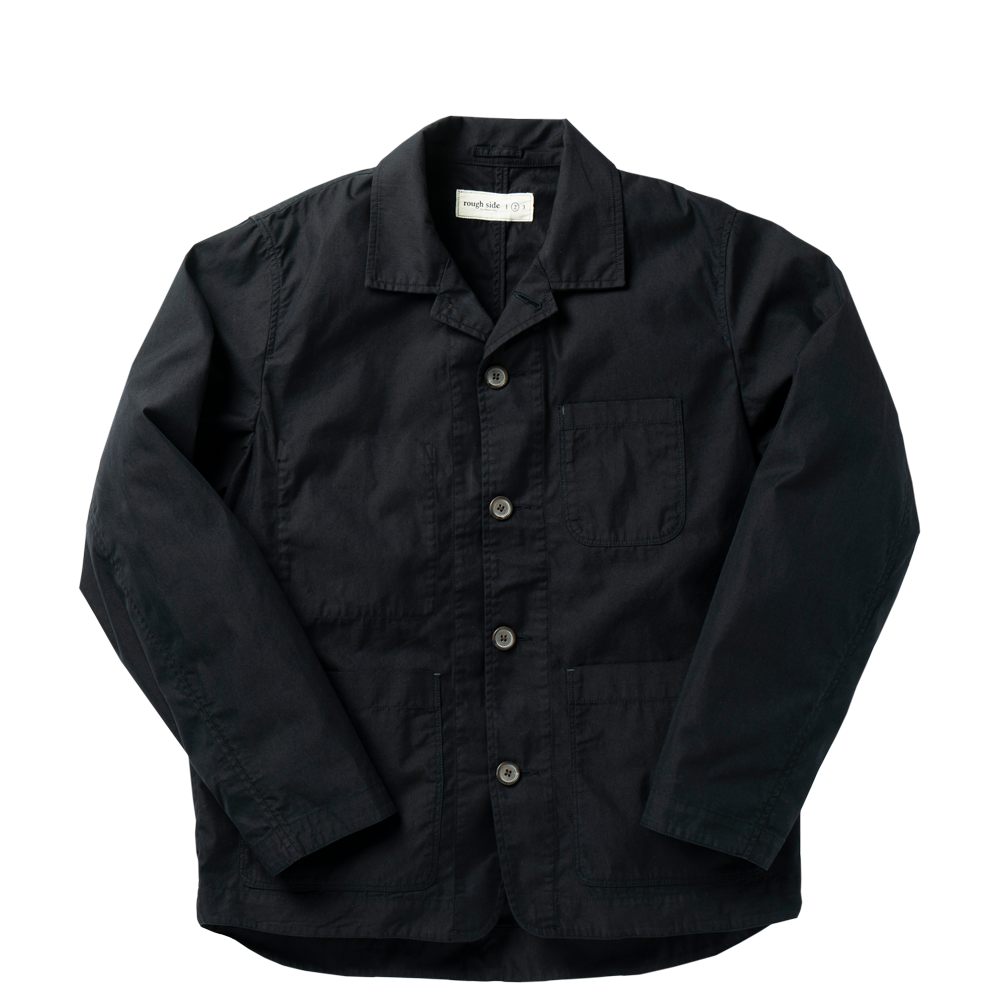 ROUGH SIDEWorkers Jacket(Navy)