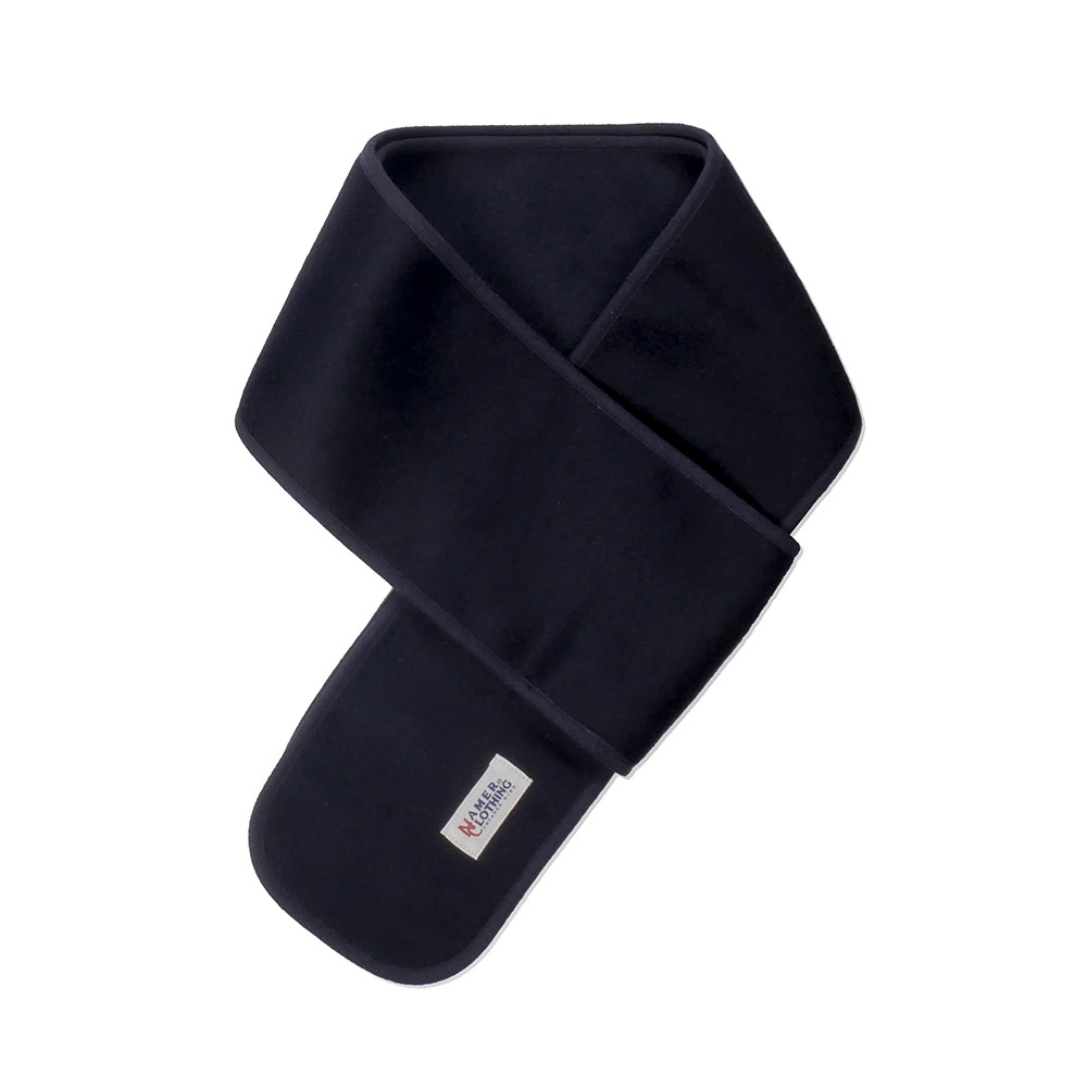 NAMER CLOTHINGNC Wool Cashmere Neck Warmer(Navy)30% offw45,000