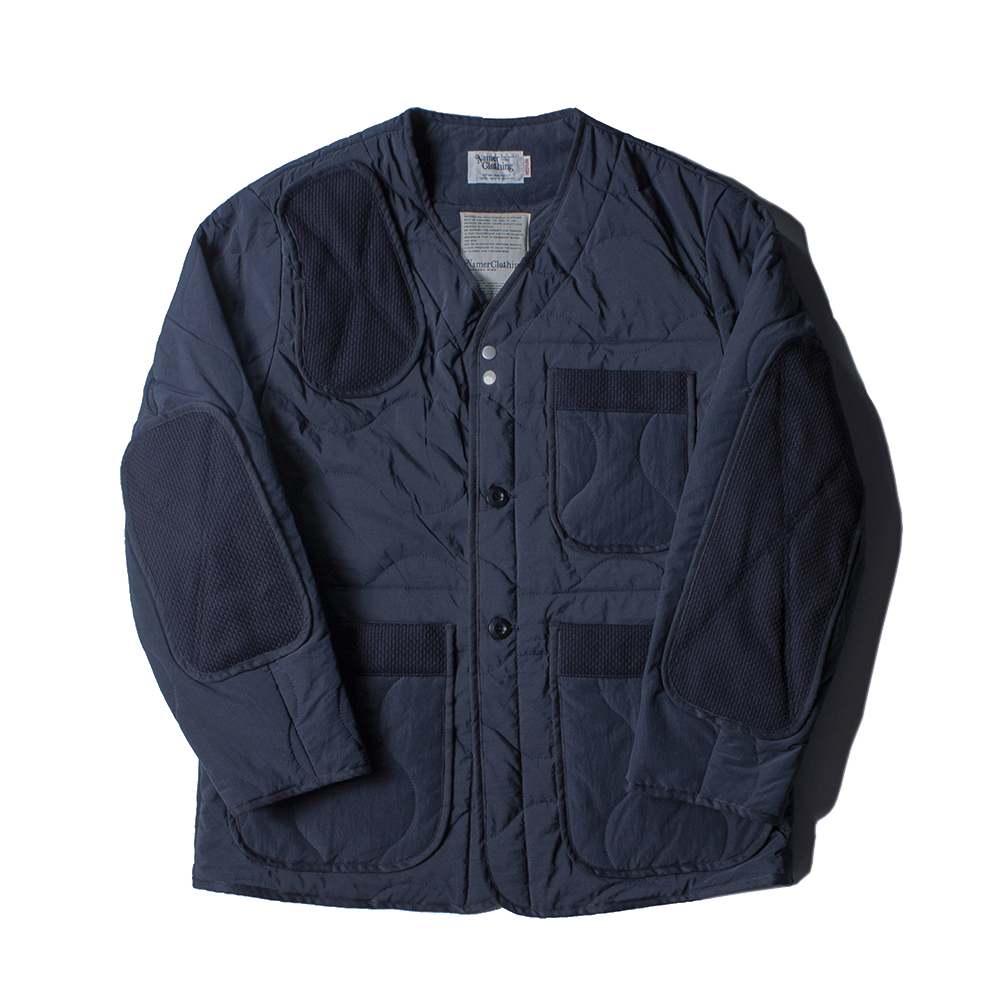 NAMER CLOTHING0931 PMI Shooter Jacket(Navy)