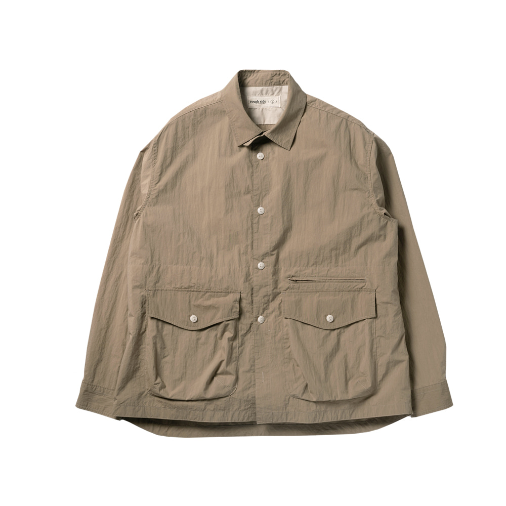 ROUGH SIDERustle Jacket(Beige)