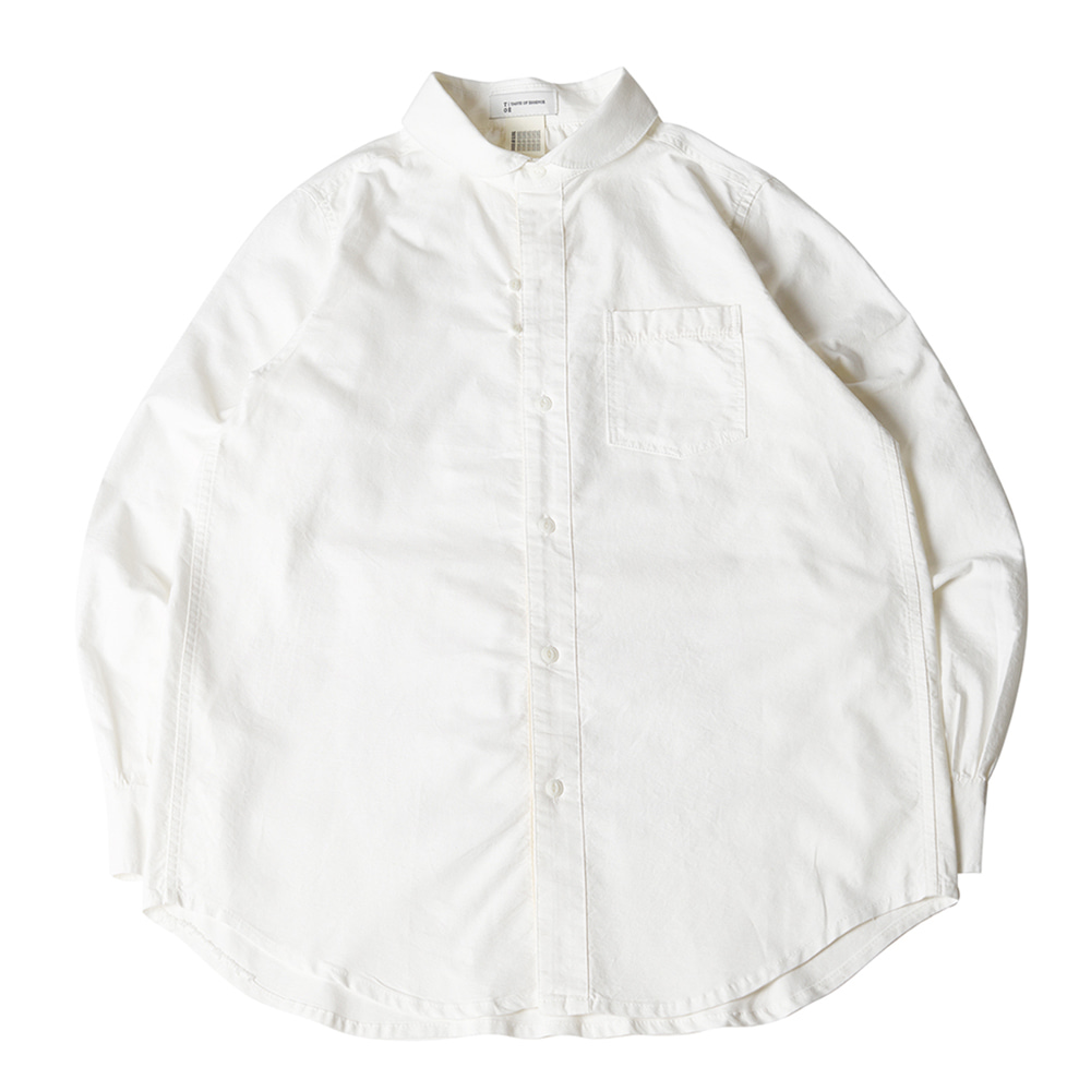 TOEBack Pocket Comfy Shirt(White)30% Off