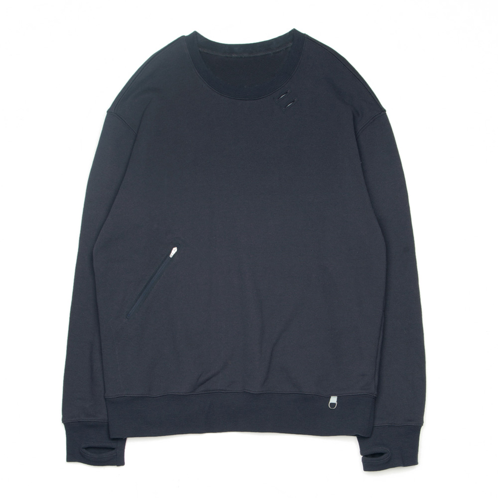 GAVANCUnisex NEO Cordura Traveler Sweatshirt32% Off(Ash Navy)