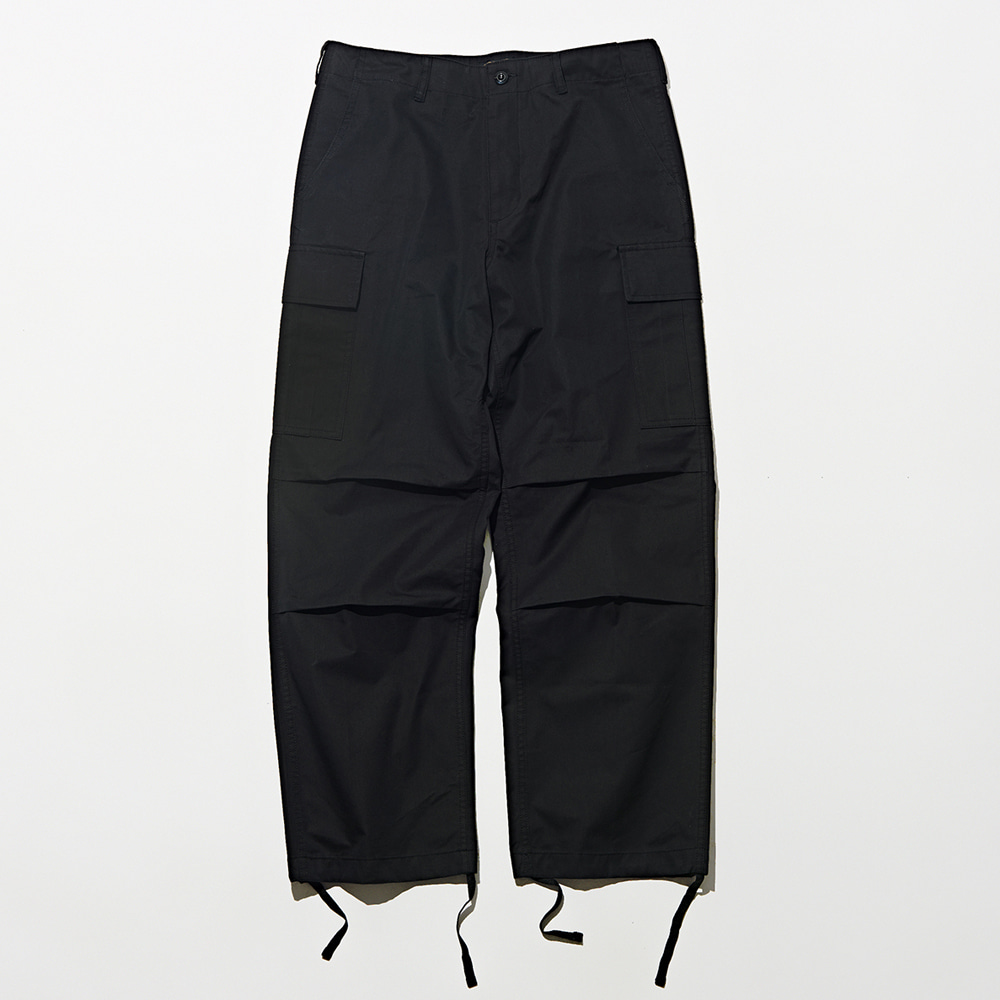 DEUTERODTR1902 Army Pants(Black)