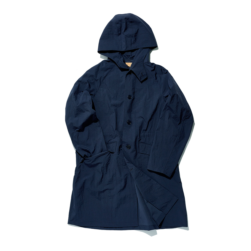 ESFAIHylon OverCoat(Navy)30% Off