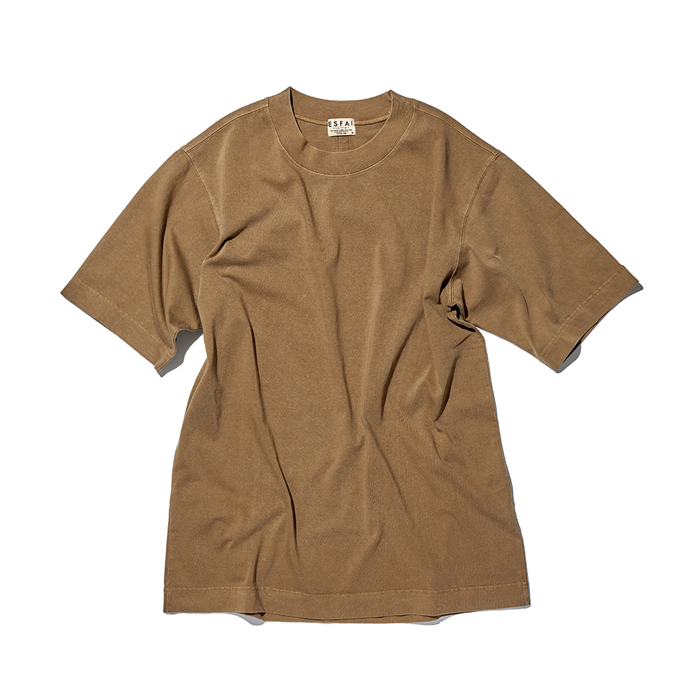 ESFAI1,3/8 T Shirt(Beige)30% Off