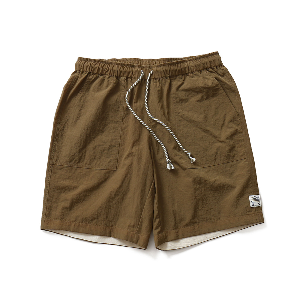HORLISUNRipley Half Fatigue Pants(Beige)10% Off