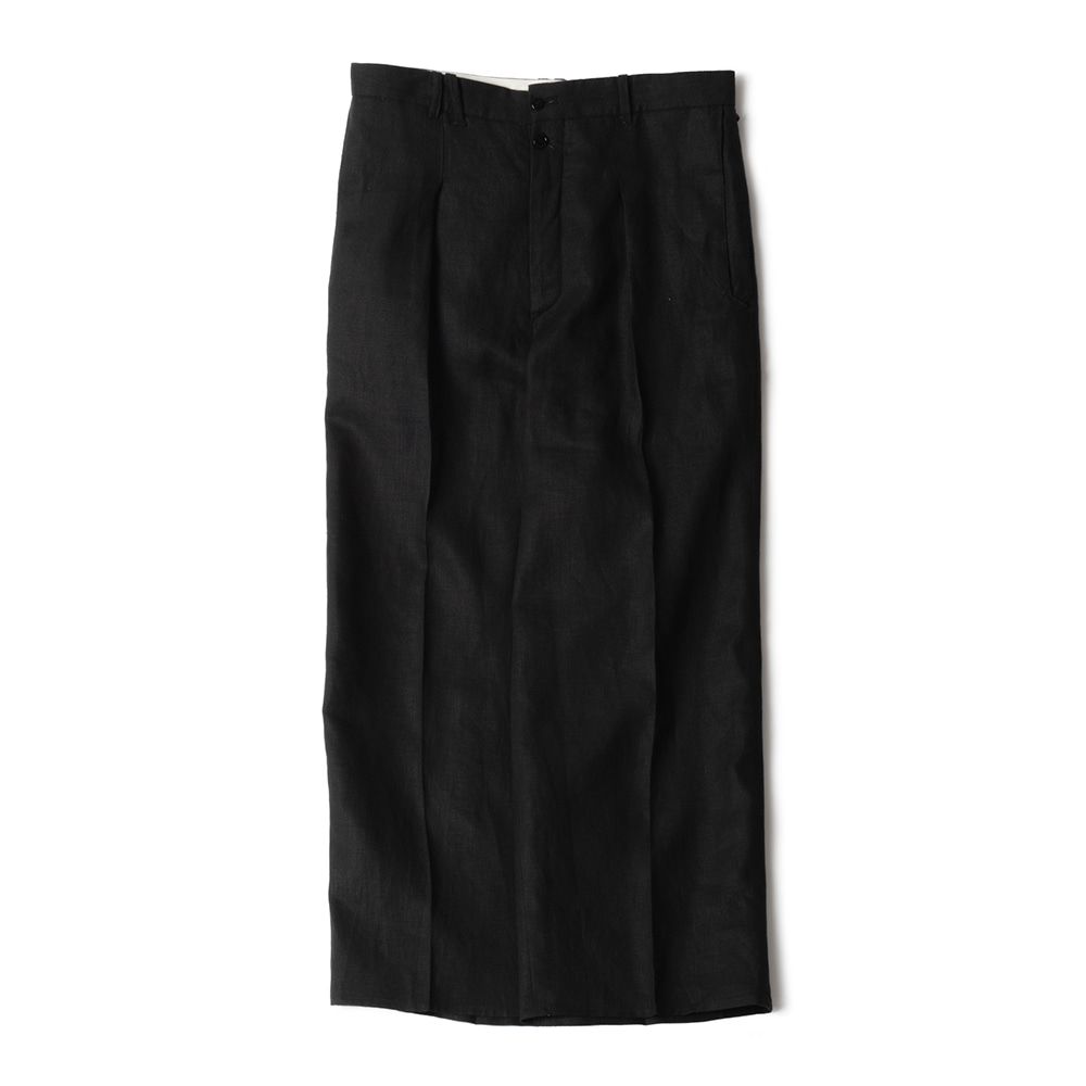 POLYTERUGosima Pants(Black)