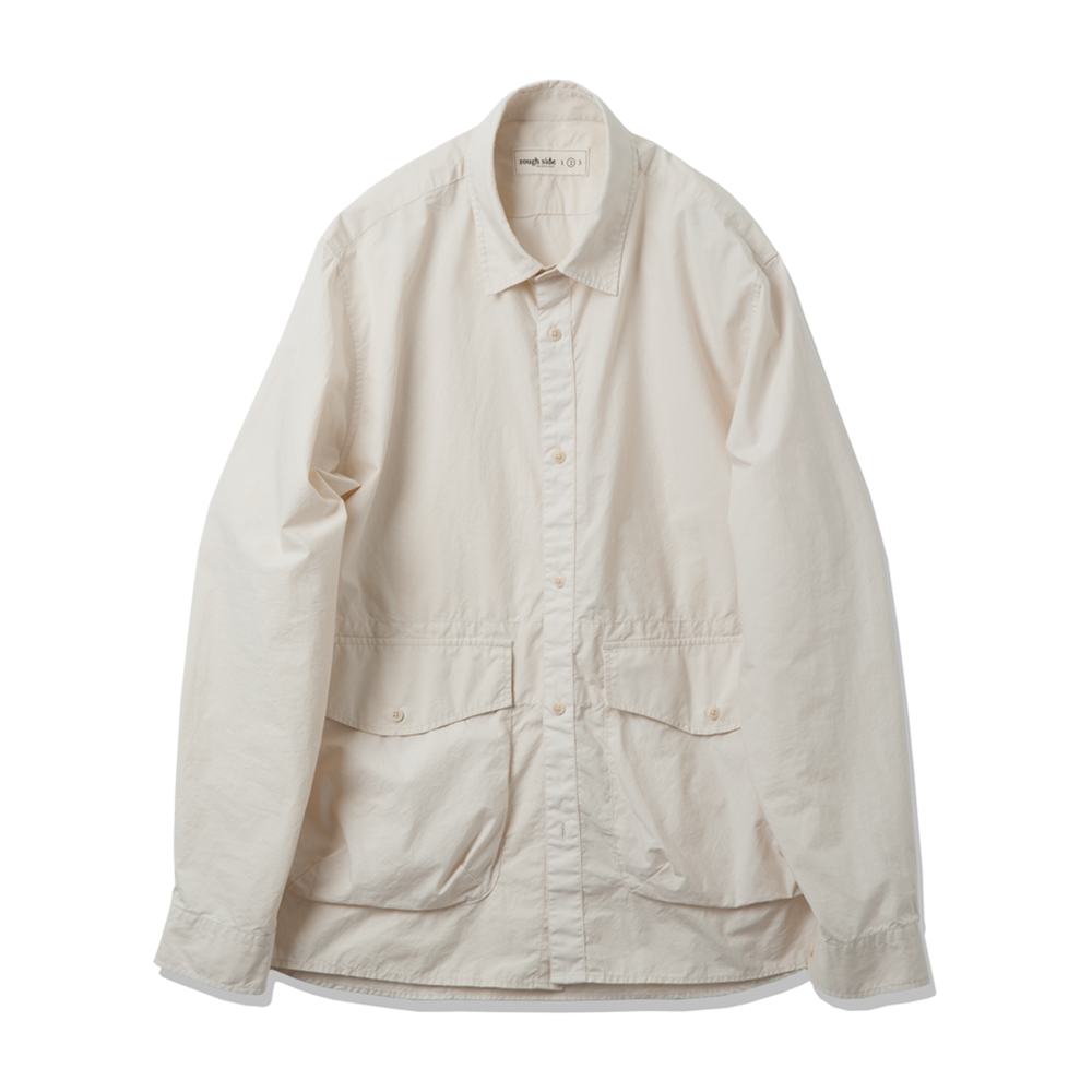 ROUGH SIDEHybrid Shirts(O.White)40,000 Won Off
