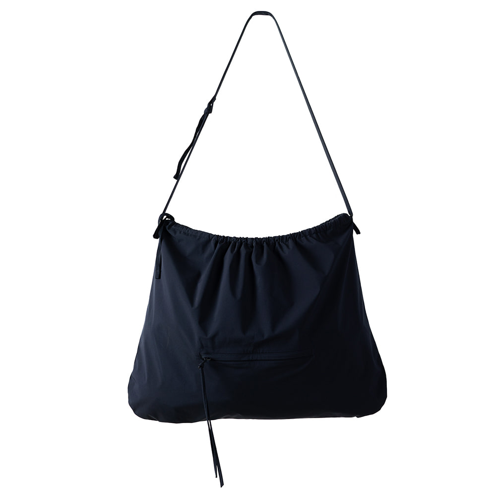 POLYTERUShirring Bag(Navy)