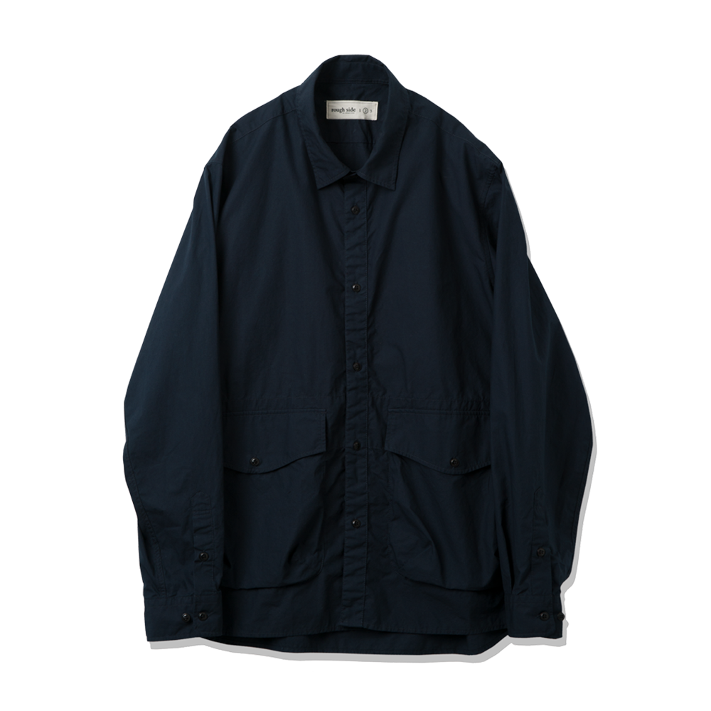 ROUGH SIDEHybrid Shirts(Navy)40,000 Won Off