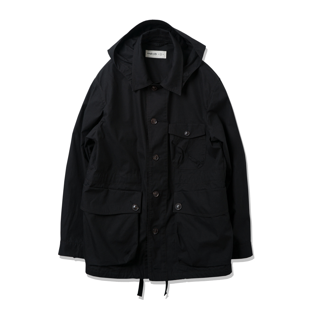 ROUGH SIDER1 Field Jumper(Black)